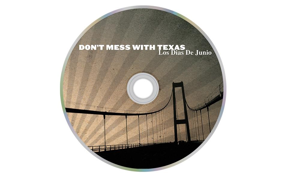 DON'T MESS WITH TEXAS: DIZAJN OMOTA (LP, CD)