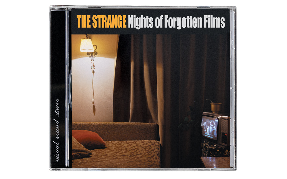 THE STRANGE – NIGHTS OF FROGOTTEN FILMS: DIZAJN OMOTA (CD)