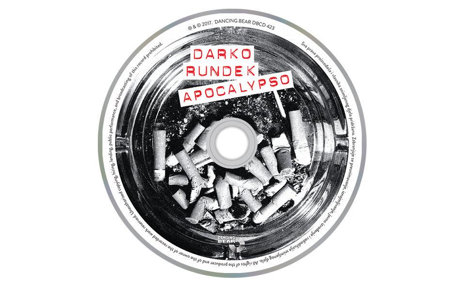 DARKO RUNDEK – APOCALYPSO — 2XLP, 3XCD BOX SET (REISSUE + ARTWORK RESTORATION + DESIGN)